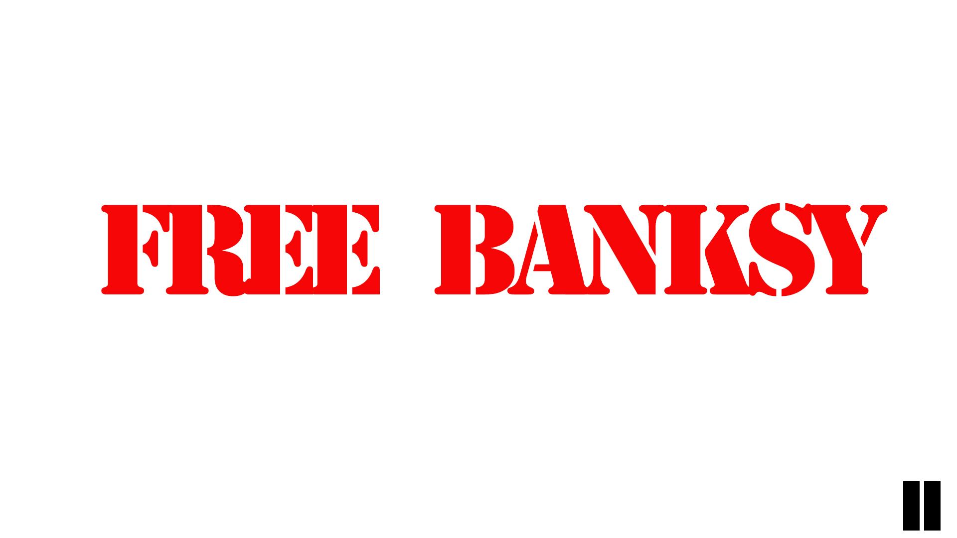 Free Banksy